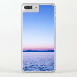See my Sea #society6 Clear iPhone Case