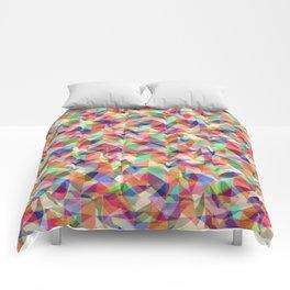 Turbulent Flow Comforters