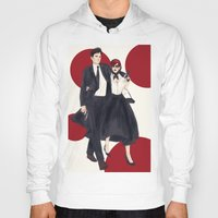 soviet Hoodies featuring Soviet Spouses on a Mission by Elithien