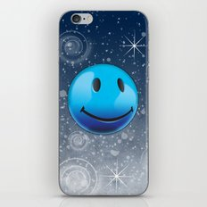 Sparkle Night iPhone & iPod Skin