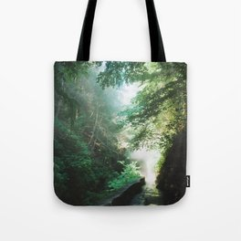 Into The Mist 1 Tote Bag
