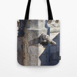 Gargoyle tower of Belem Tote Bag