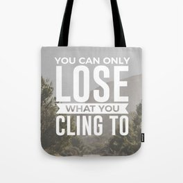 Freedom Is Letting Go Tote Bag