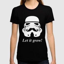 Bearded trooper T-shirt