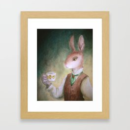 Gentlebun Framed Art Print