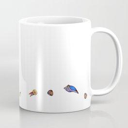 Expression of Life Coffee Mug