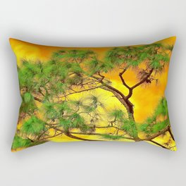 art-tificial Rectangular Pillow