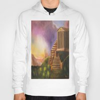 surreal Hoodies featuring Surreal by Meher W