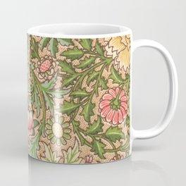 Antique Flower Wallpaper (Tapete) Design Coffee Mug