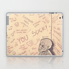 Painted Walls Laptop & iPad Skin
