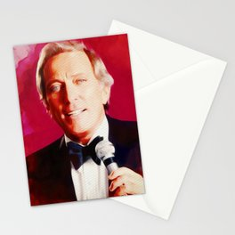 Andy Williams, Music Legend Stationery Cards