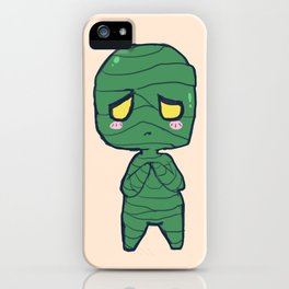 Cute Amumu design iPhone Case