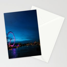 London Eye and Big Ben 2020 Stationery Cards