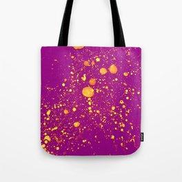 Violet Adagio Tote Bag