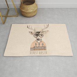 Deerest hipster Rug
