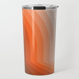 Desert Dusk Halfbow Travel Mug