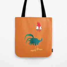 Hei Hei Tote Bag