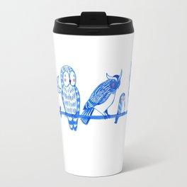 Owls Travel Mug