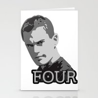 divergent Stationery Cards featuring Divergent: Four by Flash Goat Industries