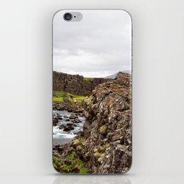 Þingvellir  iPhone Skin