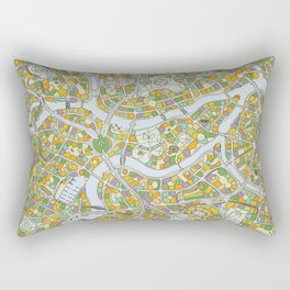 City ONE Rectangular Pillow