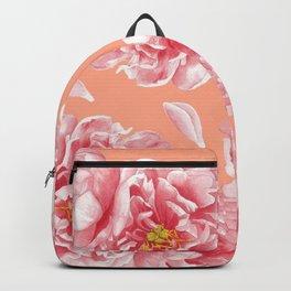 Peonies n.1 Backpack