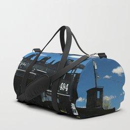 Cumbres And Toltec Engine 494 Duffle Bag