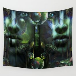 Inside Passage Wall Tapestry