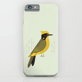 Helmeted Honeyeater, Bird of Australia iPhone Case