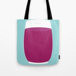 Showtasting - Wine Glass - Big Lou Tote Bag
