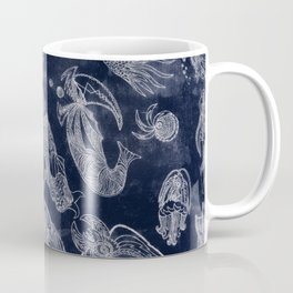 Sea Creatures Coffee Mug