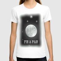 lunar T-shirts featuring LUNAR by Laake-Photos