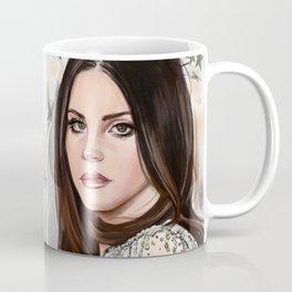 Lana Del Rey/Hedy Lamarr Coffee Mug