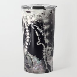 Swing from the moon Travel Mug
