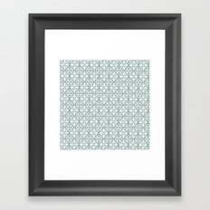LNavy Framed Art Print