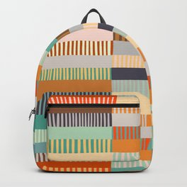 Fall Grandmother's Quilt Backpack