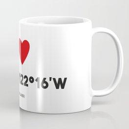 I LOVE OAKLAND Coffee Mug