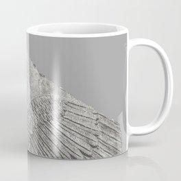 Winged bull with human head Coffee Mug