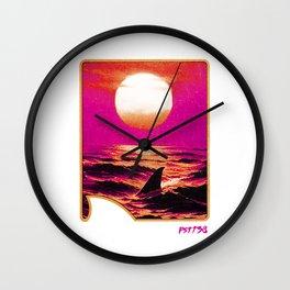 Jaws 2 Wall Clock