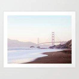 Golden Gate Bridge, San Francisco Photography Art Print