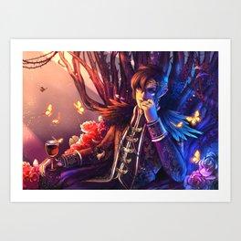 The High King Art Print