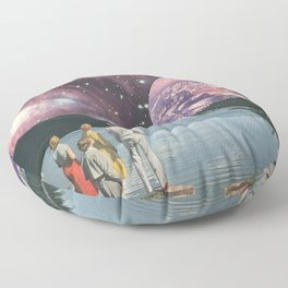 Earthrising Floor Pillow