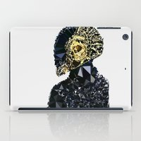 daft punk iPad Cases featuring Daft Punk by El Felo
