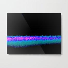 cristal wave Metal Print