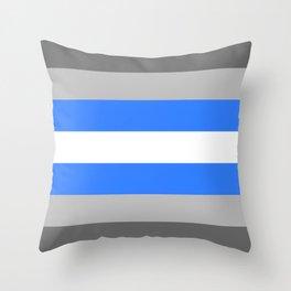 Demiboy Flag Throw Pillow