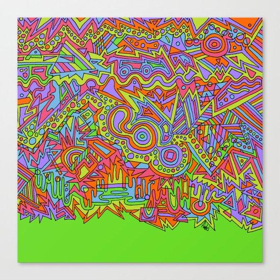 Maccles Canvas Print
