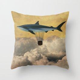 Tiempos mejores Throw Pillow