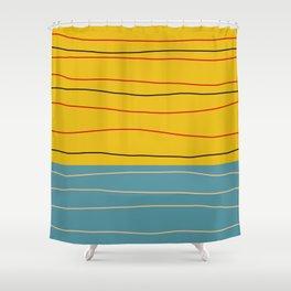 Badalisc Shower Curtain