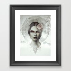 Gaia: The Earth Goddess Framed Art Print