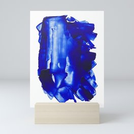 Sapphire Mini Art Print
